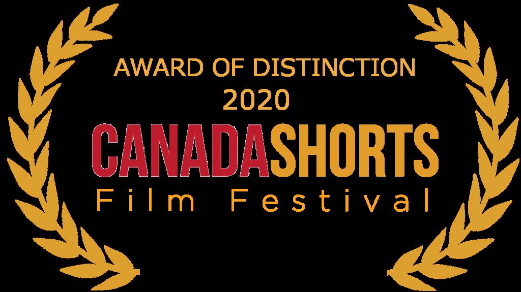 Award of Distinction: Canada Shorts 2020