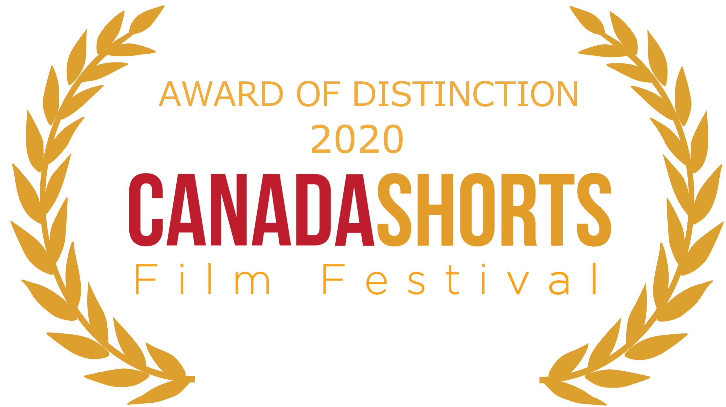 Award of Distinction: Canada Shorts 2020