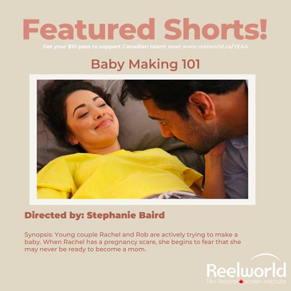 Reelworld 2020: Baby Making 101